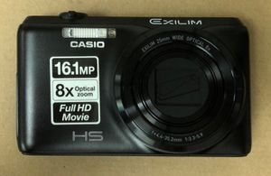Casio Exilim EX-ZR20, 16.1 MP High Speed Digital Camera for Sale in New York, NY