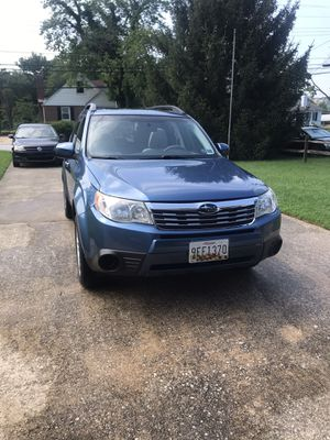 Subaru Forester for Sale in Baltimore, MD