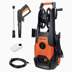 Electric Pressure POWER Washer 1800W w/ interchangeable nozzles for Sale in Anaheim, CA