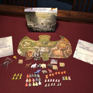 Everdell Spirecrest collector's edition board game unplayed for Sale in Gilbert, AZ