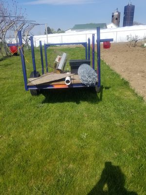 Utility trailer 8x4.5 for Sale in Peabody, MA