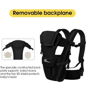 NEW! Baby Carrier Wrap Newborn to Toddler, 6-in-1 Kangaroo Baby Carrier Backpack Front and Back for Dad and Mom, 0-36 Months for Sale in Stuart, FL