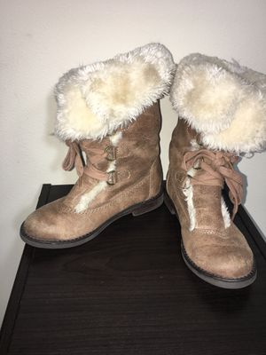 Kid girl boots size 13 for Sale in Houston, TX