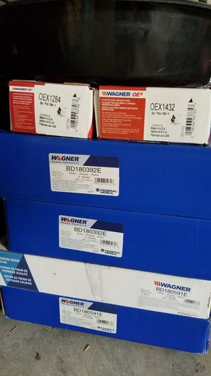 New Brake Parts - Wagner Rotors and Pads for Sale in Sanford, FL