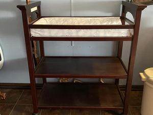 Baby changing table for Sale in Princeton, TX