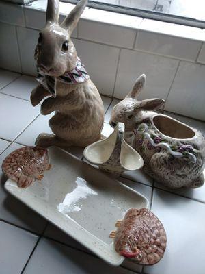 Ceramics Bunnies for Sale in Norwalk, CA