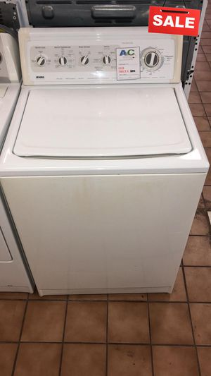 BIG BARGAINS!! High Efficiency Kenmore Washer CONTACT TODAY! #1527 for Sale in Baltimore, MD