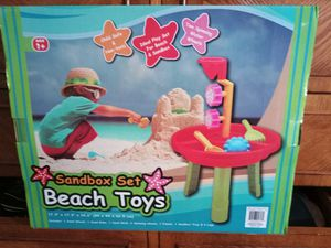 Free Beach Toys for Sale in Santa Fe Springs, CA