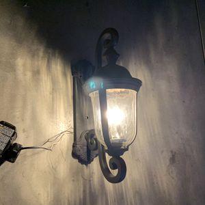 Bellagio Wall Lantern Light for Sale in Rancho Cucamonga, CA
