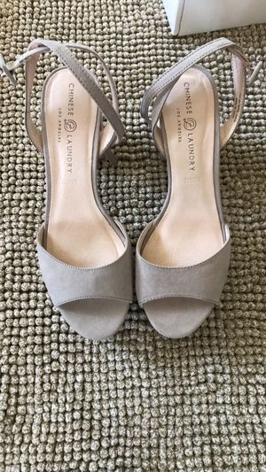 Chunky heels size 9 for Sale in Oakland, CA