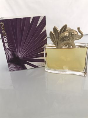 Kenzo Jungle L'Elephant perfume 3.4 oz for Sale in Zephyrhills, FL