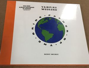 Vampire Weekend Father Of The Bride Brand New CD for Sale in Rancho Cucamonga, CA
