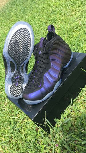 Brand New 2017 Nike Air Foamposite 'Eggplant' for Sale in Kissimmee, FL