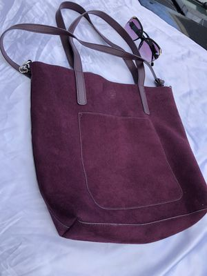 (Lightly-Used) Burgundy purse for Sale in Marrero, LA