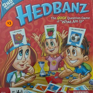 Headbanz Game for Sale in Long Beach, CA