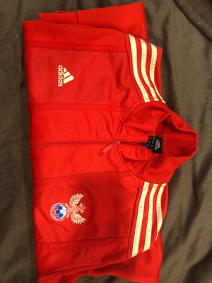 Adidas track jacket size large for Sale in Kissimmee, FL