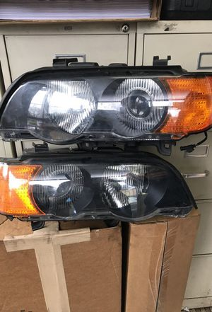 01-05 BMW X5 front headlight housing for Sale in Portland, OR