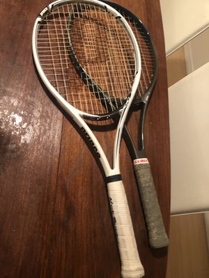 Two Prince Tennis Rackets for Sale in West Hollywood, CA