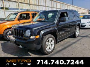 2011 Jeep Patriot for Sale in La Habra, CA