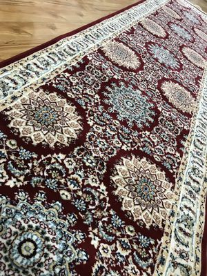 Brand new carpet runner X Large size 3x13 feet nice red rug runners Persian style rugs and carpets for Sale in Springfield, VA
