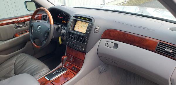 2002 LEXUS LS 430 GARAGE KEPT