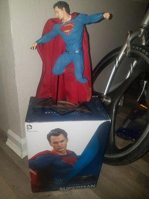 Batman V Superman Dawn of Justice: Superman Statue for Sale in Tampa, FL