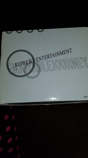 Suprewe entertainment for Sale in Hanover, PA