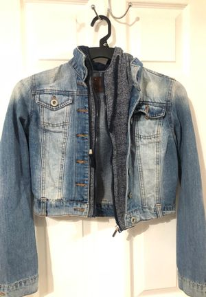 Jean jacket for Sale in Diamond Bar, CA
