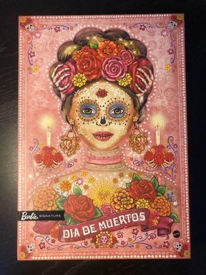 Barbie Signature Dia De Muertos 2020 Doll in Dress and Flower Crown for Sale in Tamarac, FL