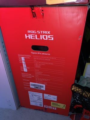 Asus helios gx601 case for Sale in Irvine, CA