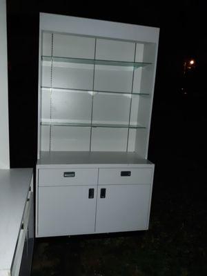 Display cabinet / dresser / shelving unit for Sale in Little Rock, AR