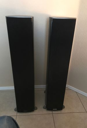 2 RTi A5 Polk speakers for Sale in Fort McDowell, AZ