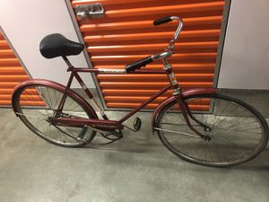 Vintage Rollfast Aerolight Super De Luxe Bicycle for Sale in Queens, NY