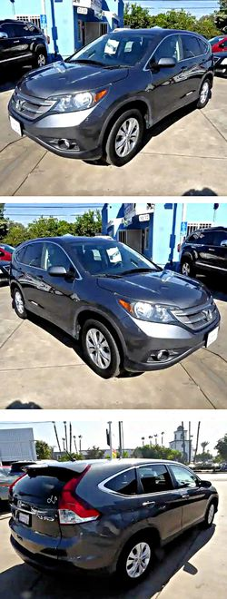 2012 Honda CRVEX 2WD 5-Speed AT, for Sale in South Gate,  CA