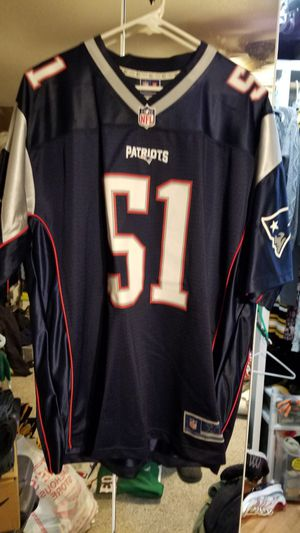 Jarod Mayo New England Patriots jersey for Sale in Porter, TX