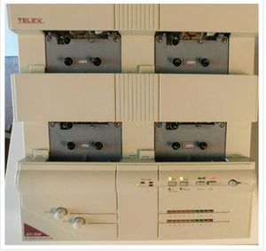 Telex ACC-2000 XL Cassette Duplicator for Sale in Portland, OR