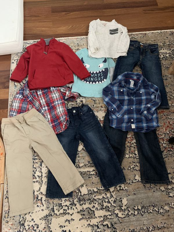 Toddler boys winter clothes 3T