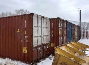 Amazing Prices on Used 40' High Cube Portable Storage Containers for Sale in Grape Creek, TX
