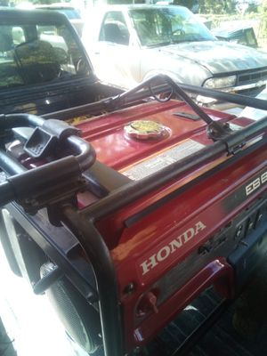 Honda EB 6500X Generator for Sale in Obetz, OH
