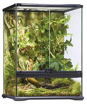 Exo Terra AllGlass Terrarium - 18 x 18 x 24 Inches Exo Terra AllGlass Terrarium - 18 x 18 x 24 Inches for Sale in Columbus, OH