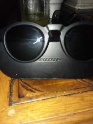 Bose Bluetooth glasses for Sale in Mitchell, IL