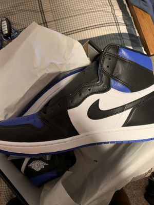 Jordan Royal Toe 1 Size 12 for Sale in Nashville, TN
