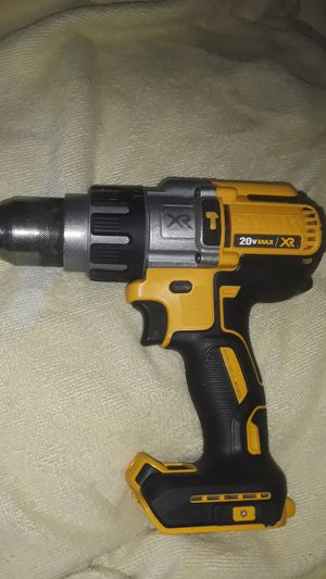 *Tool only* DEWALT Brushless hammer drill 20volt for Sale in Lubbock, TX