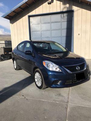 2013 Nissan Versa SV for Sale in Wenatchee, WA
