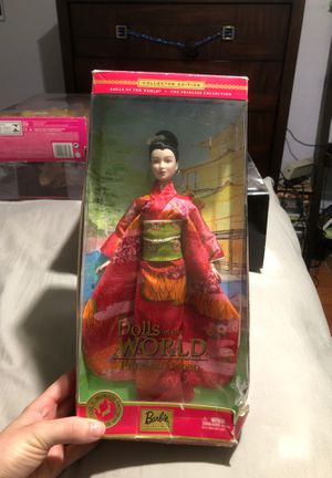 Princess of Japan barbie for Sale in Mission Viejo, CA