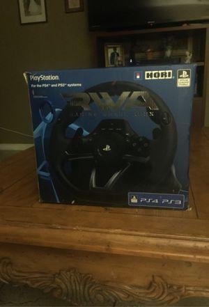 PlayStation racing wheel for Sale in Phoenix, AZ