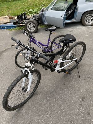 Two Bikes for Sale in Southington, CT