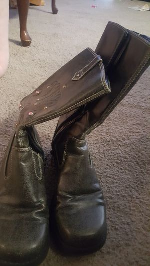 Hannah Montana girls boots size 4 for Sale in Port St. Lucie, FL