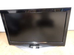 TV PHILIPS WITH TABLE MOUNT for Sale in Yorba Linda, CA