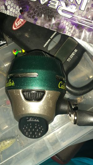 Fishing reel for Sale in Chicopee, MA